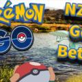 Старт бета — теста Pokemon GO в Австралии и Новой Зеландии