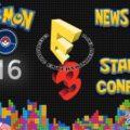 Презентация Nintendo и Pokemon Go на E3