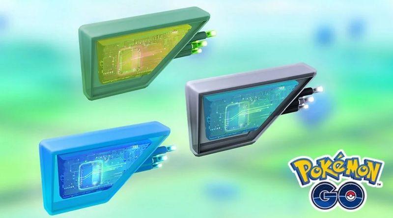 Lure-модули в Pokemon Go: виды, как получить и использовать