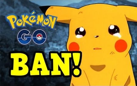 Как удалить бан Pokemon GO