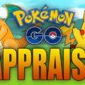 «Appraise» в Pokemon GO