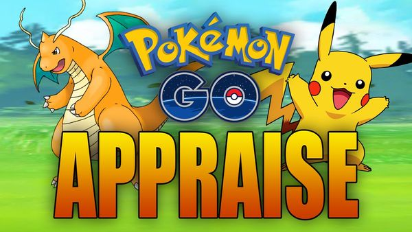 """Appraise"" в Pokemon GO"
