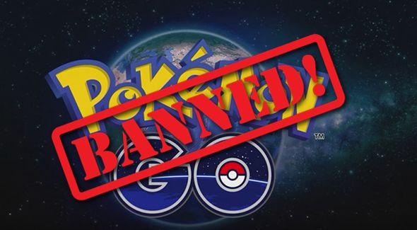 Бан в Pokemon GO