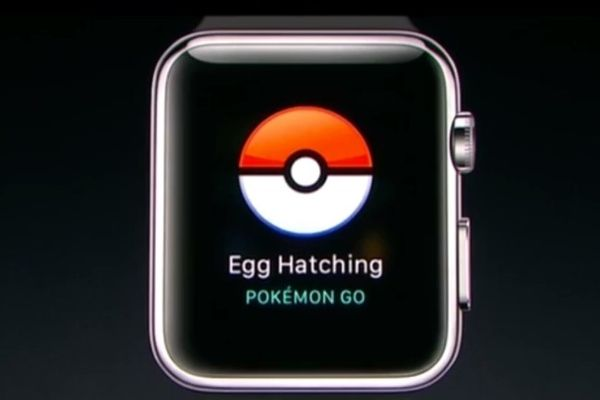 Pokemon GO для Apple Watch