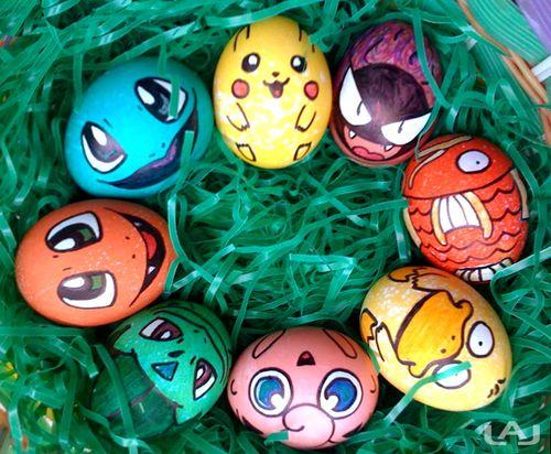 """Эвент """"Пасха"""" в Покемон ГО и много-много яиц!"""