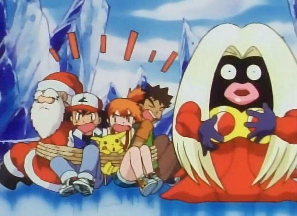 Событие Покемон ГО к Рождеству