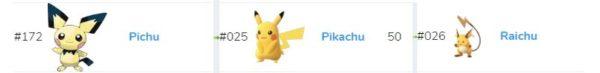 Pichu – Pikachu