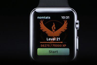 Код часов Apple Watch добавлен в apk Pokemon GO
