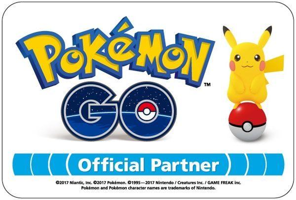 Новые спонсоры Pokemon GO в Японии