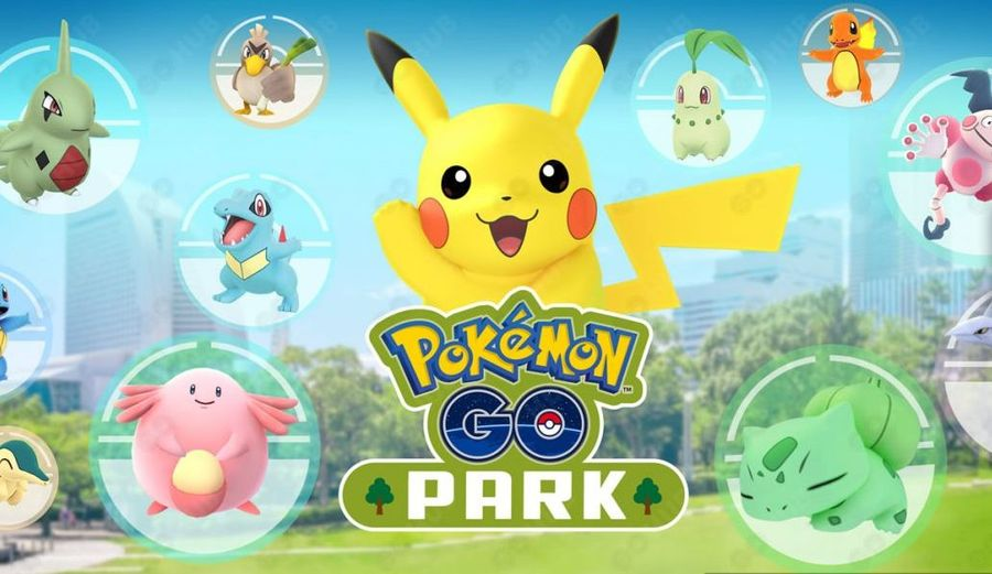 Ивент Pokemon GO Park в Японии