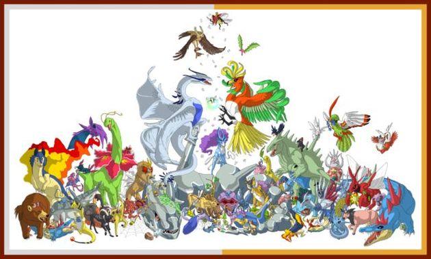 Покемоны третьего поколения добавлены в код Pokemon GO (GAME_MASTER)