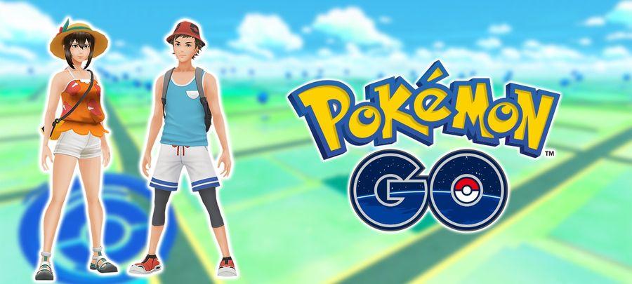 Новая одежда из региона Alola доступна в Pokemon GO!