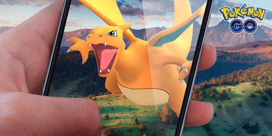 Режим AR Plus в Pokemon GO был анонсирован Niantic