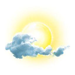 Частичная облачность покемон го