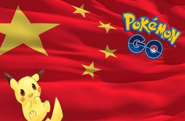 Pokemon GO выйдет в Китае!