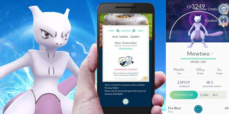 EX рейды Pokemon GO: система приглашений на рейды изменена