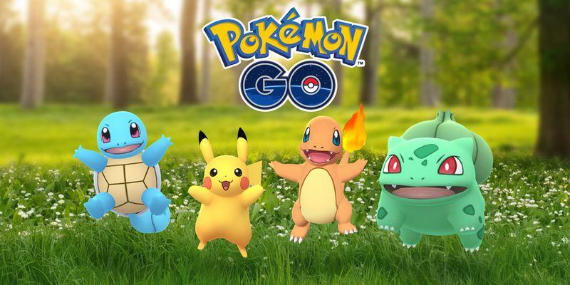 """Ивент """"Неделя Канто"""" в Pokemon GO!"""