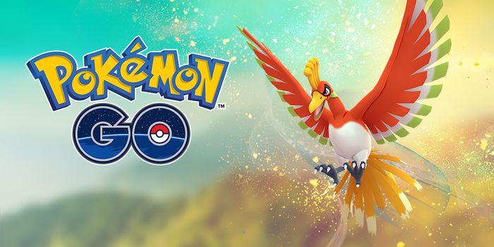 Хо-Ох в Pokemon GO до 7 июня!
