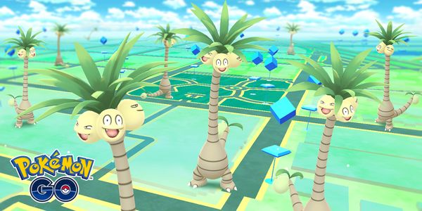 Алола Экзегутор в Pokemon GO!