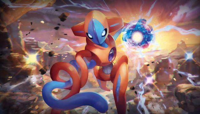 Мифические покемоны найдены в Pokemon GO!