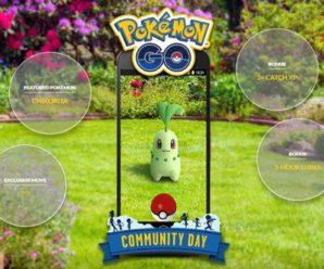 «День Сообщества в Покемон ГО #9» — 22 сентября