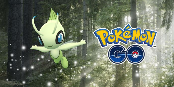 Квест Селеби в Pokemon GO, как поймать Celebi