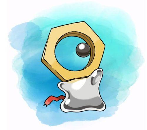 Мелтан в Pokemon GO