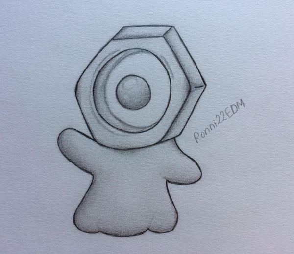 Nutto (Покемон 891) в Pokemon GO вызвал волну арта от фанатов