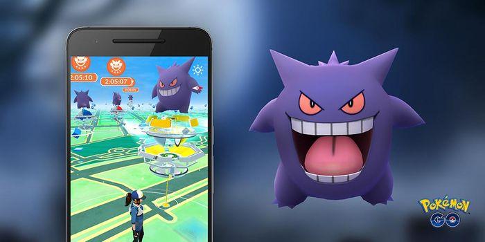 День Генгара в Pokemon GO - Генгар всего на 3 часа в рейдах!