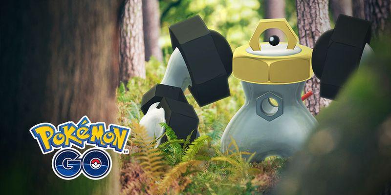 Melmetal- новый мифический покемон в Pokemon GO!