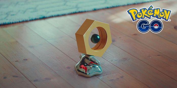 "Meltan ""Mystery Box"" в Pokemon GO"