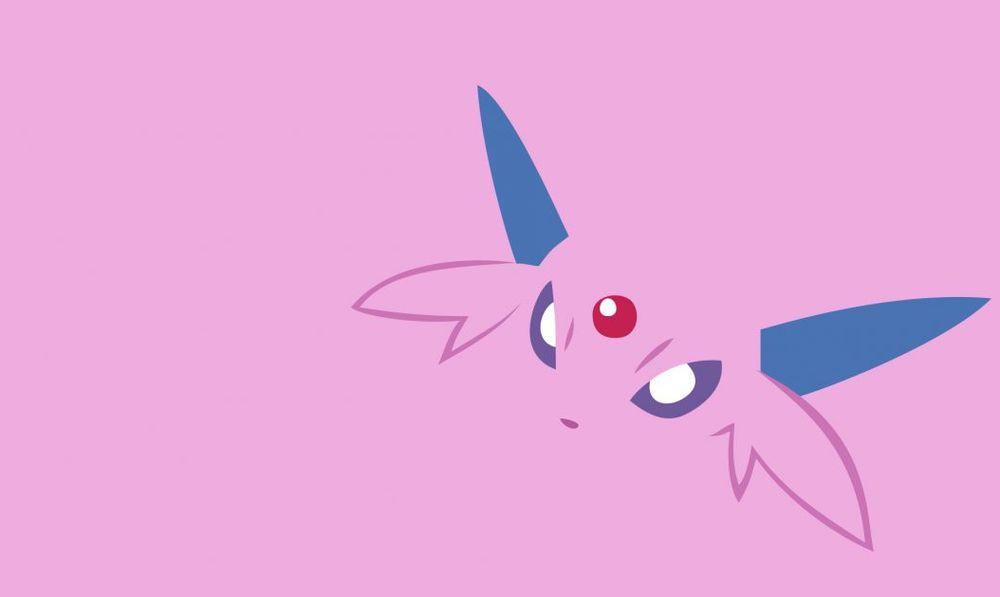 Espeon (Эспеон) - рейд босс в Pokemon GO