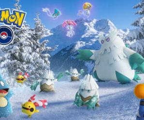 Зимний ивент 2018 в Pokemon GO: новые покемоны, шайни, рейд боссы
