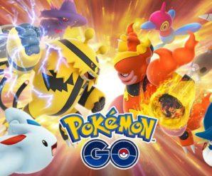 Все атаки PvP в Pokemon GO