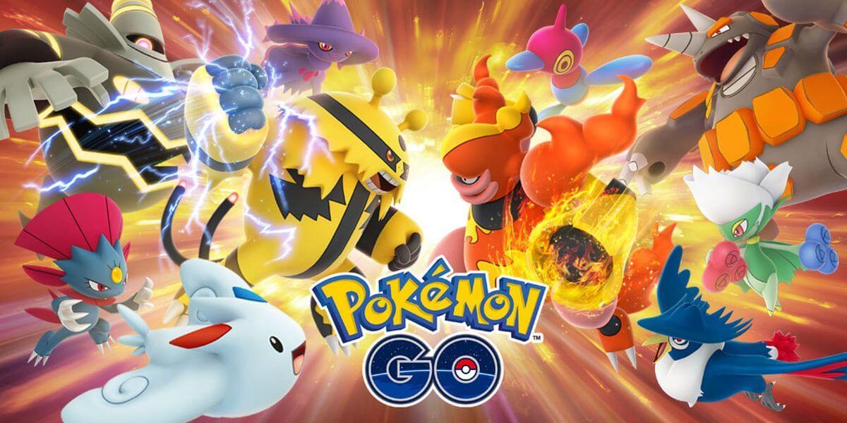 PvP (Тренерские битвы) появились в Pokemon GO!