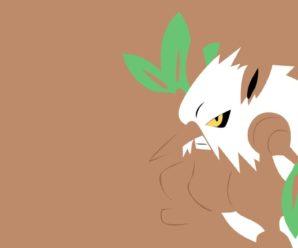 Шифтри (Shiftry) — рейд босс в Pokemon GO