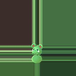 Эксклюзивные (редкие) шайни покемоны в Pokemon GO