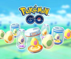 Ивент «Яичный марафон в Pokemon GO!»