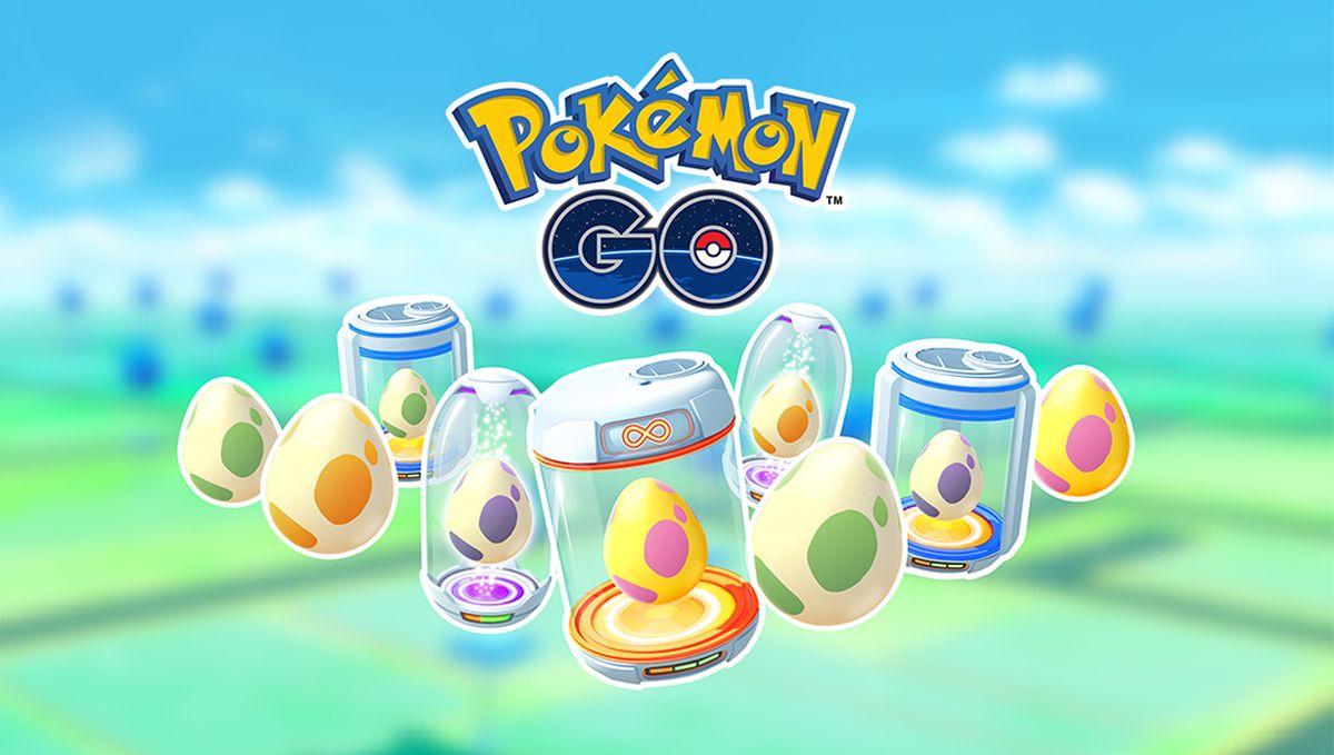 """Ивент """"Яичный марафон в Pokemon GO!"""""""