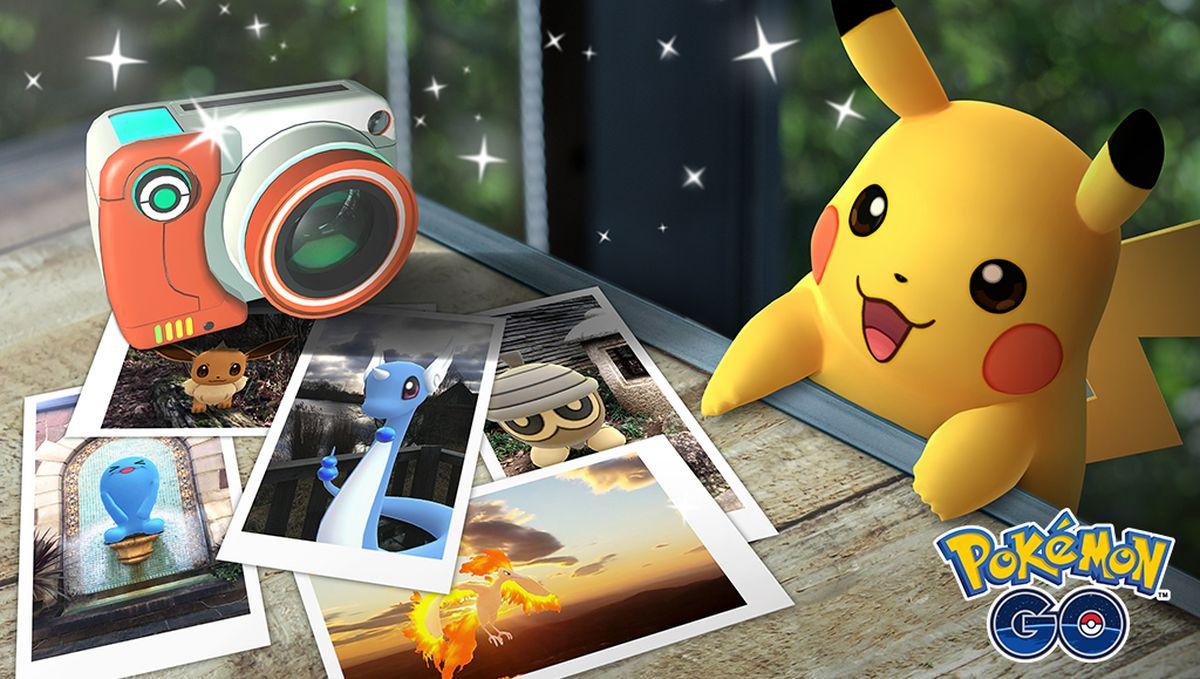 GO Snapshot - идеальные AR-фото в Pokemon GO!