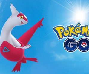 Латиас на 3 дня в Pokemon GO! (продлен!)