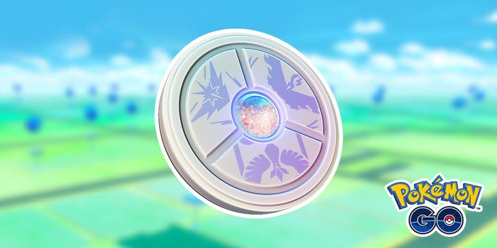 Сменить команду в Pokemon GO (Медальон Смены Команды)