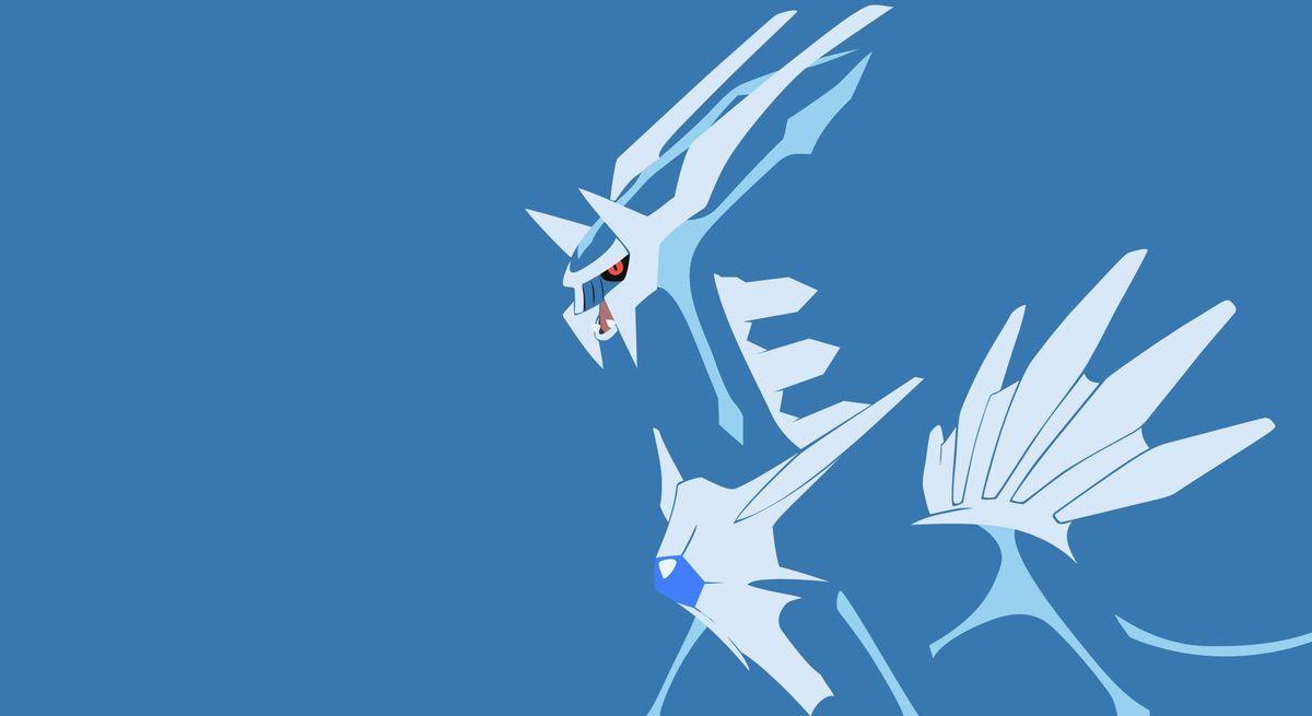 Диалга (Dialga) - рейд босс в Pokemon GO