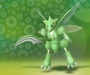 Жучий ивент (Bug Out!) в Pokemon GO!
