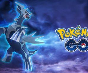 Диалга появился в рейдах Pokemon GO!