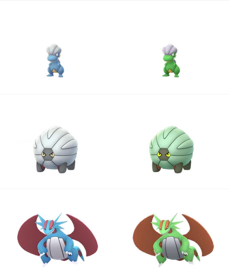 День Сообщества Pokemon GO в апреле - Бэйгон!