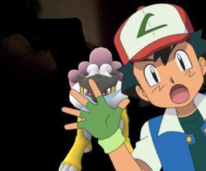 Эш и шайни Пикачу в кепке Эша в Pokemon GO!