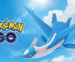 Шайни Латиос на неделю в рейдах Pokemon GO!