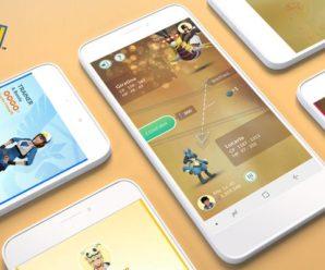 Lucky Friends (Лаки Друзья) и Позы аватара в Pokemon GO!