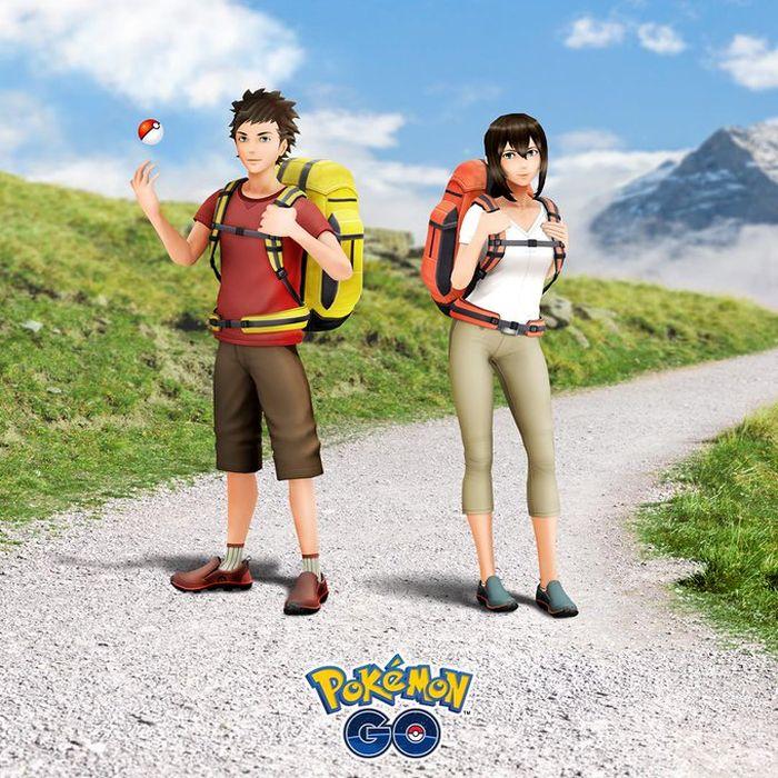 Обновление Pokemon GO 0.145.2/0.145.1 - Adventure Sync и новая одежда!